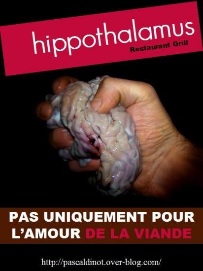 parodie fausse pub restaurant hippopotamus
