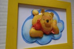 Winnie sur un nuage