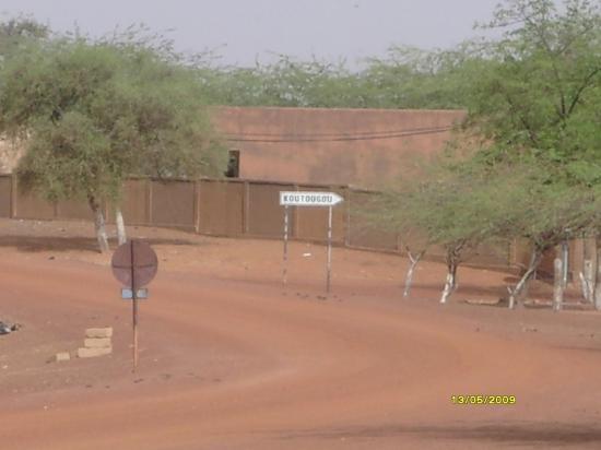 Au poste de Police de Arbinda