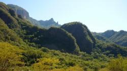 Los Mochis - Antes del canyon de cobre