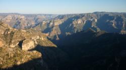 Divisadero - Canyon del cobre
