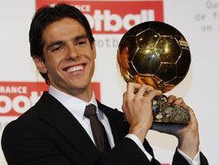 Ricardo KAKA - Ballon d'or 2007