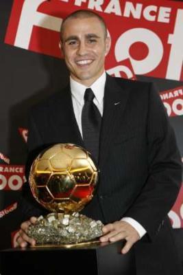 Fabio Cannavarion - Ballon d'or 2006