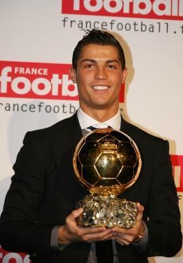 Cristiano Ronaldo - Ballon d'or 2008
