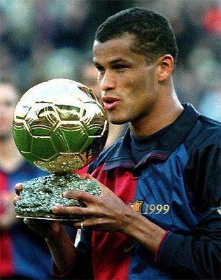 Rivaldo - Ballon d'or 1999