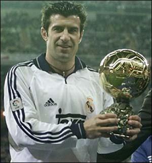 Luis Figo - Ballon d'or 2000