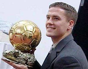 Mickael Owen - Ballon d'or 2001