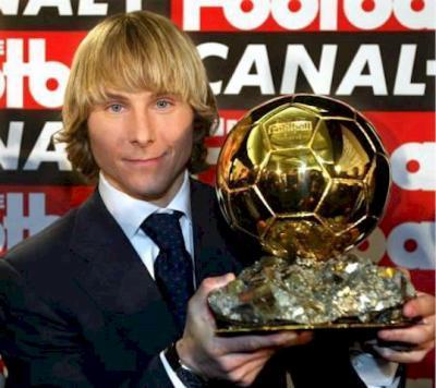 Pavel Nedved - Ballon d'or 2003