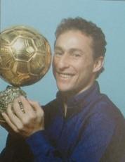 Jean-Pierre Papin - Ballon d'or 1991