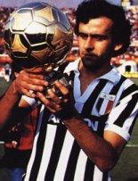 Michel Platini - Ballon d'or 1983, 1984 et 1985