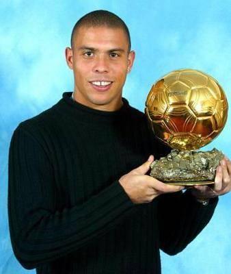 Ronaldo - Ballon d'or 2002