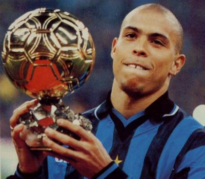 Ronaldo - Ballon d'or 1997