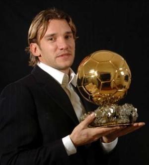 Andrei Schevshenko - Ballon d'or 2004