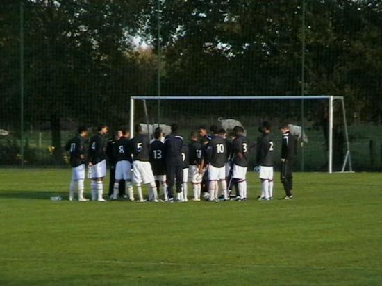 U15 Elite Olympique Lyonnais