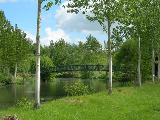 Le pont du jardinier