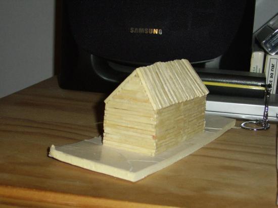 bien connu comment faire une maquette de maison en bois ro74 montrealeast. Black Bedroom Furniture Sets. Home Design Ideas