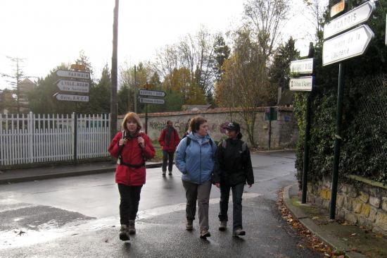 Gisèle, Maryvonne, Micheline