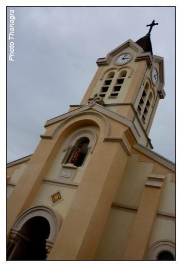 Eglise de Fesches le Chatel