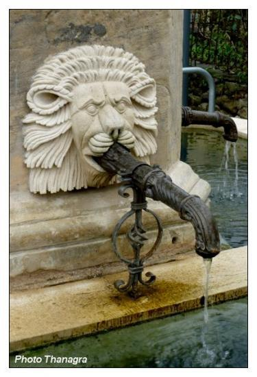 Fontaine de Fesches
