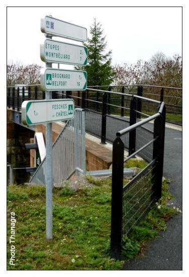 Direction Montbéliard