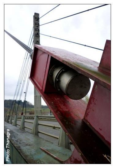 Pont de Technoland à Etupes