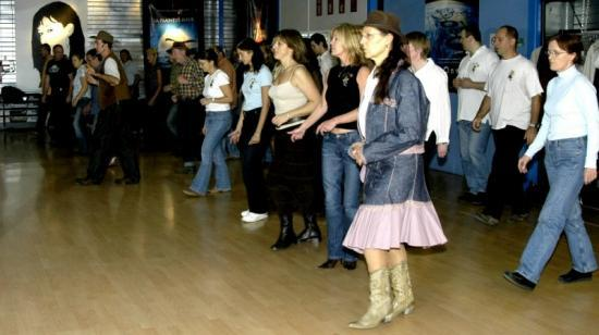 Country, novembre 2007, Taverny