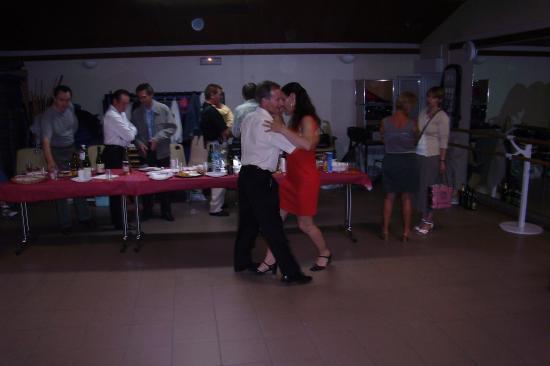 Osny, valse avec Marc, juin 2006