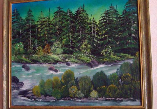 La rivière de Jacques & Paulette