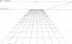perspective linéaire