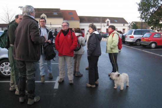 Breafing du guide avant le départ