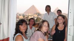 Chambre 538 du Méridien pyramids du Caire.