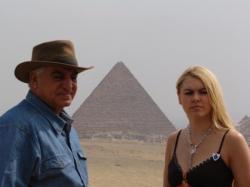 Dr. Zahi Hawass, le secrétaire général du Conseil suprême des Antiquités égyptiennes.