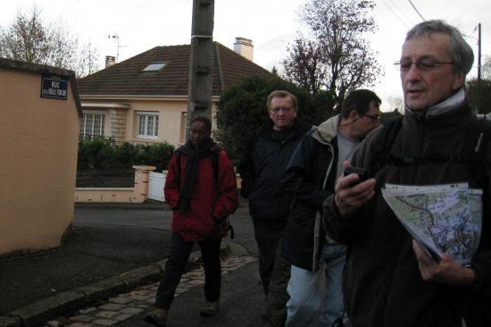 Rue de la Vieille Fontaine à Frépillon