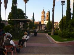 Aguascalientes - plaza minor