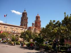 SLP - plaza