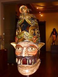 SLP - Museo de las masquaras