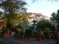 Guanajuato - plaza en el centro