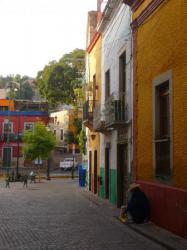 Guanajuato - calle