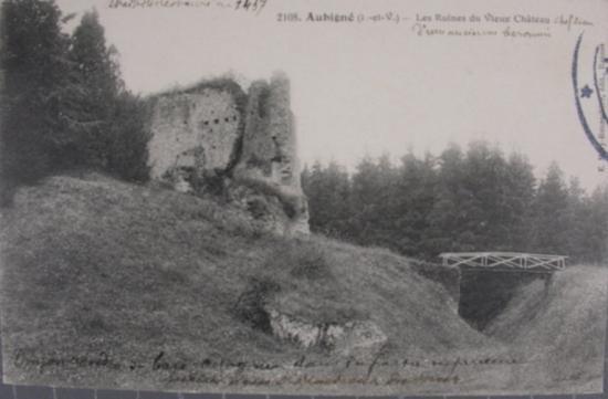 château Aubigné