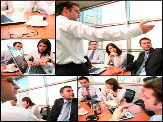 réunion sur la démarche qualité