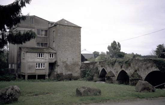 Antrain moulin Couesnon