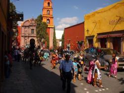 SMA - Festival historico en la calle