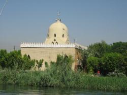 La mosquée de Gezira. 2008