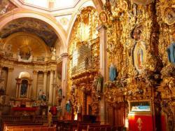 Queretaro - Iglesia