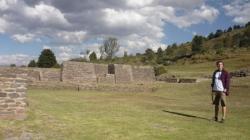Toluca - Sitio archeoogico de calixtlahuaca