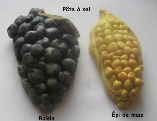 Raisin-maïs