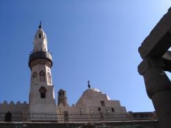 La mosquée Abu El Hagag - 2008