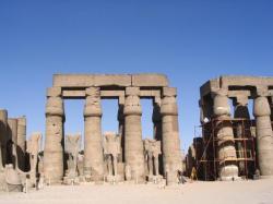 La cour de Ramsès II - 2008