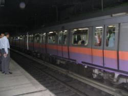 Le métro français.