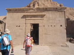 Temple d'Hathor - 2009